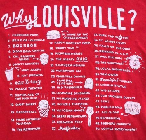 Why Louisville?
