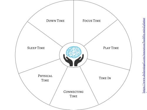 Healthy Mind Wheel